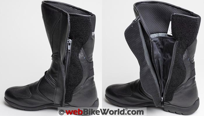 Dainese Fulcrum C2 Boots Zipper