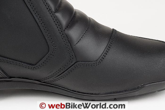 Dainese Long Range D-WP C2 Boots Side Stitching Close-up