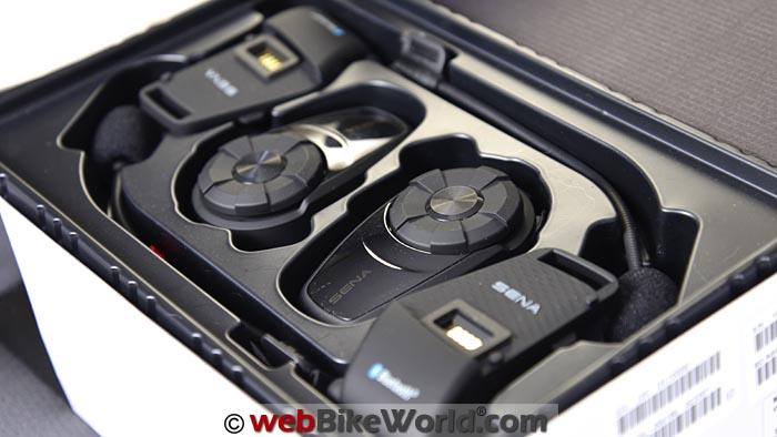 Sena 10S Intercom Dual Kit