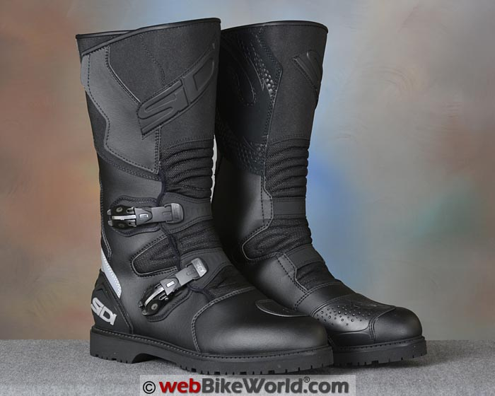 Sidi Deep Rain Boots Review - webBikeWorld 253361ffd