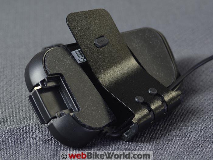 Cardo Smartpack Helmet Mount