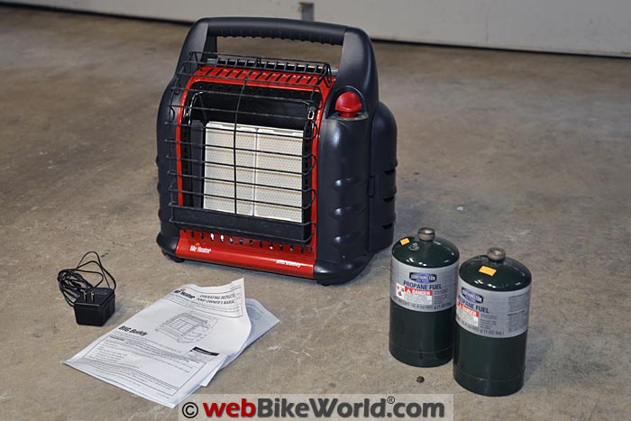 Mr. Heater Big Buddy Radiant Heater Kit