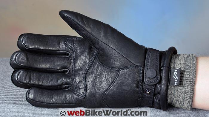Spidi Avant Garde Gloves Palm
