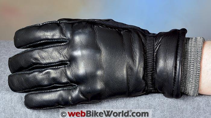 Spidi Avant Garde Gloves Top View