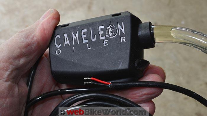 Cameleon Plus Chain Oiler Control Module