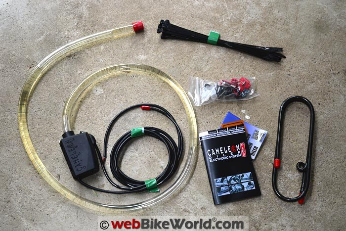 Cameleon Plus Chain Oiler Kit