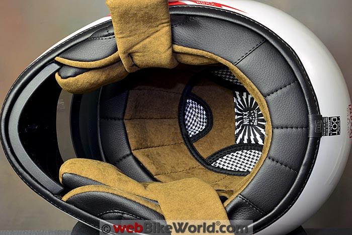 Nexx X G100 Bolt Helmet Liner
