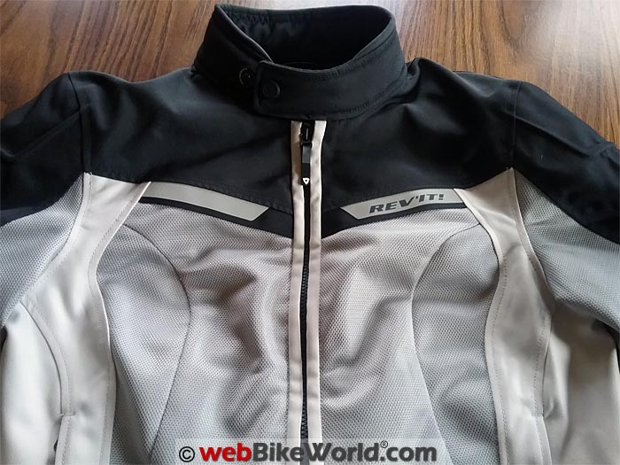 REV'IT! Airwave 2 Jacket Front Mesh