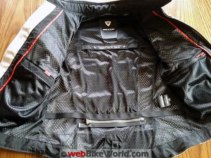 REV'IT! Airwave 2 Jacket Internal Mesh
