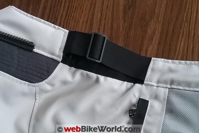 REV'IT! Airwave 2 Pants Waist Adjuster