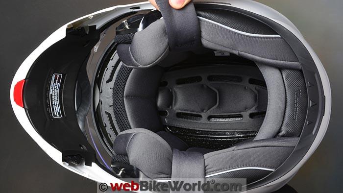 Scorpion GT920 Helmet Liner