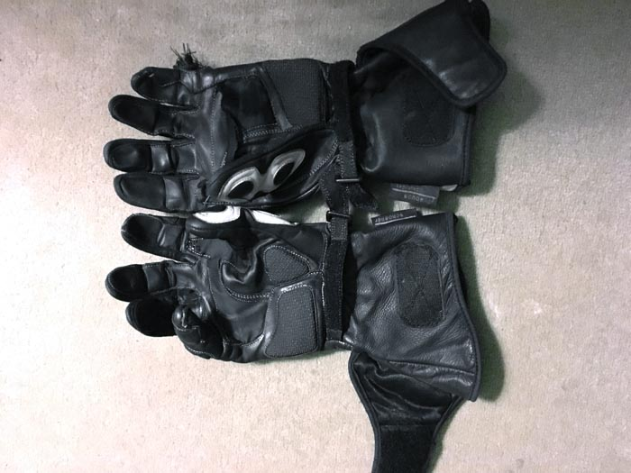 Used Roadgear Cheetah Glove