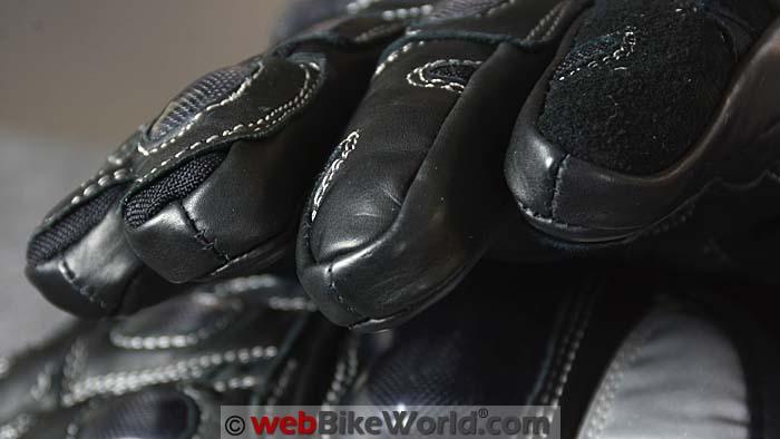 AGV Sport Telluride Gloves Fingertips