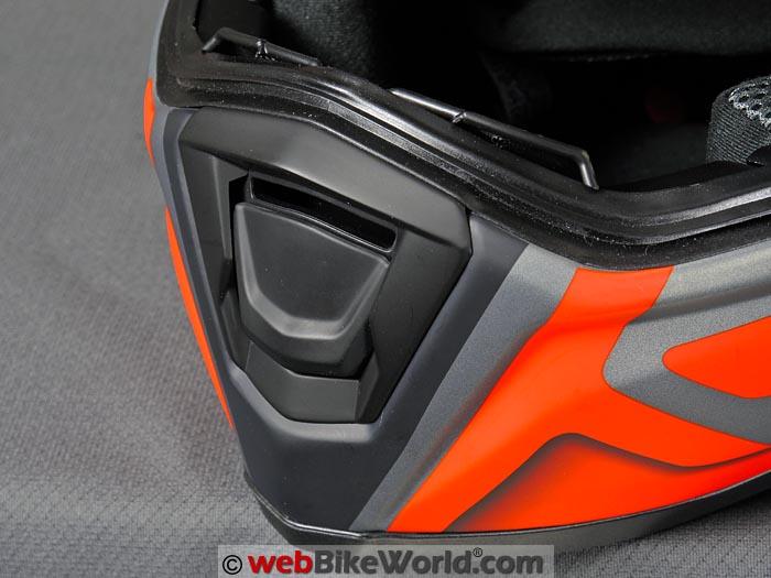 Caberg Drift Helmet Chin Vent