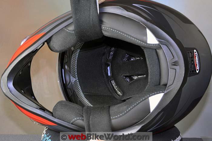 Caberg Drift Helmet Liner
