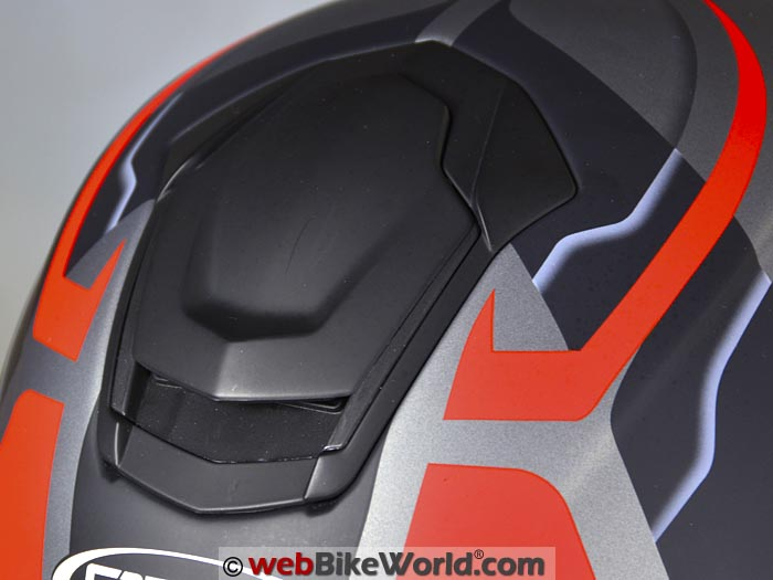 Caberg Drift Helmet Top Vent
