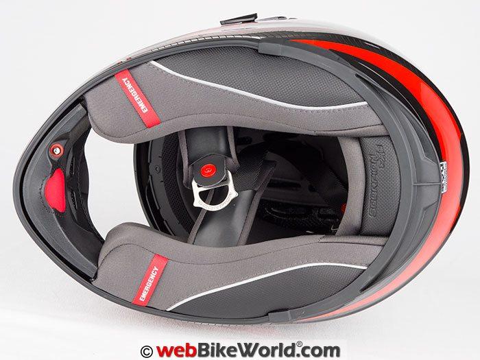 Scorpion EXO-T510 Helmet Liner