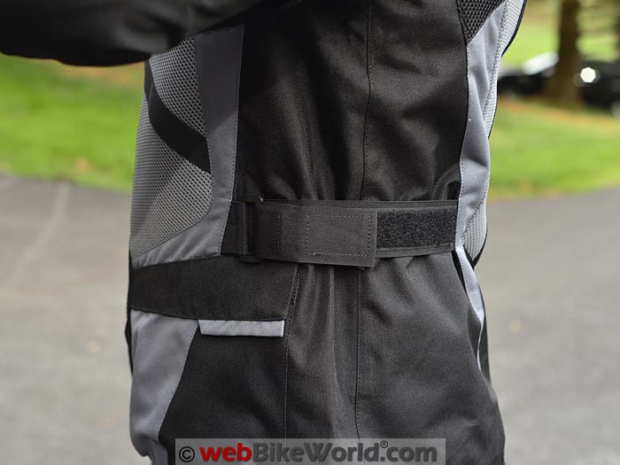 Spidi Ventamax Jacket Waist Belt Adjuster