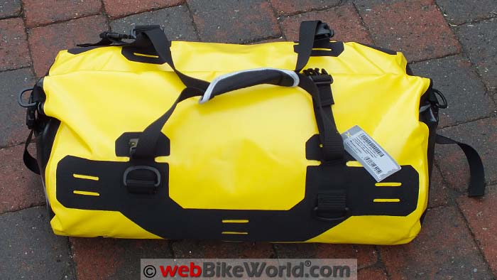 Touratech Adventure Dry Bag Front Side