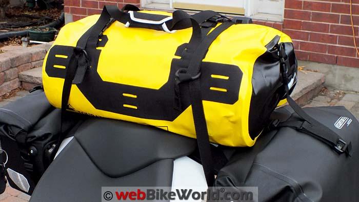 Touratech Adventure Dry Bag Review - webBikeWorld f2bcca67387c2