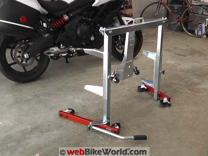 Acebikes U-Turn Motor Mover Folded
