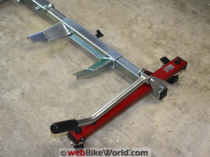 Acebikes U-Turn Motor Mover Lift Handle