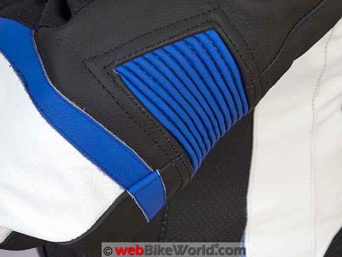AGV Sport Podium Suit Elbow Flex Accordion Panel