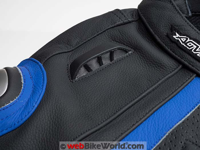 AGV Sport Podium Suit Shoulder Screen Vent