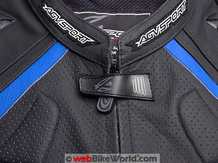 AGV Sport Podium Suit Zipper