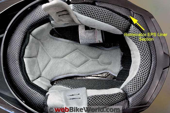 Bell Mag-9 Helmet Liner