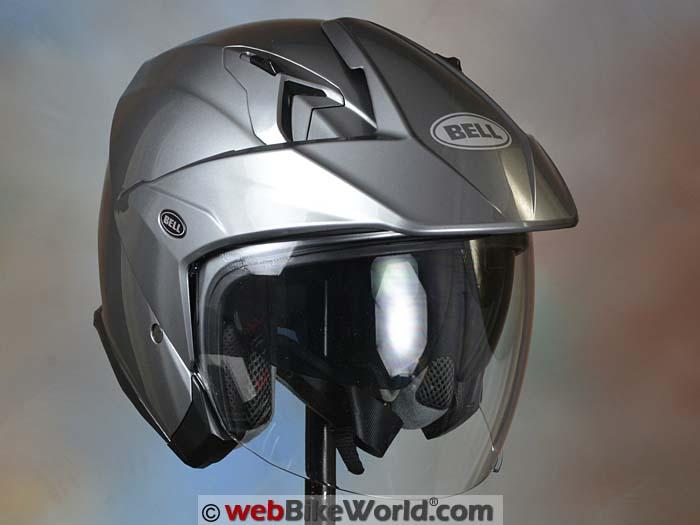 6b3d356d Bell Mag-9 Helmet Review - webBikeWorld