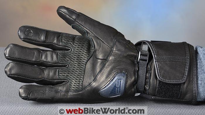 REV'IT! Summit 2 H2O Gloves Palm