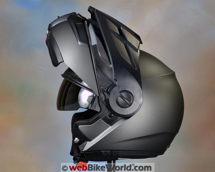 SCHUBERTH E1 Flip-up Dual-Sport Helmet