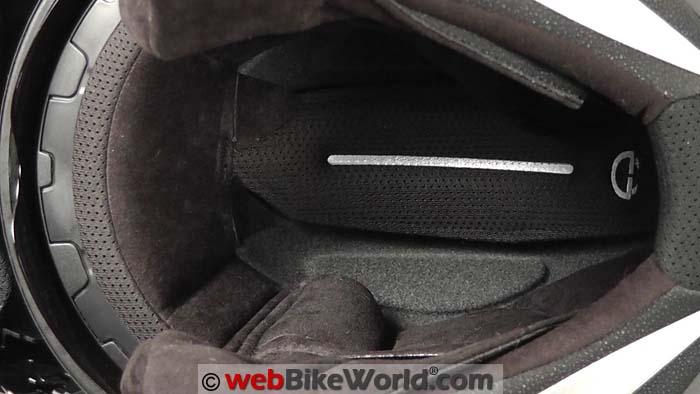 SCHUBERTH E1 Helmet Liner