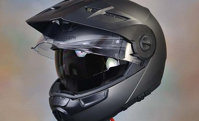 Shields XS-L Schuberth C3 C3 Pro Dark Tint Helmet Visors