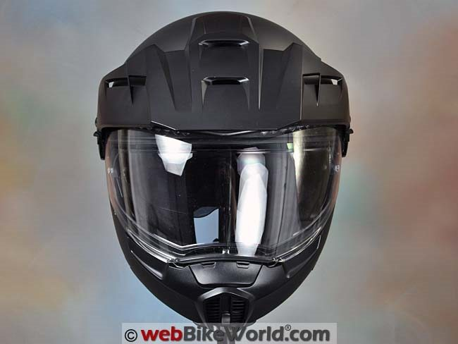 f1ecb0ba Score: The SCHUBERTH E1 has outstanding quality all around, in both design  and execution.