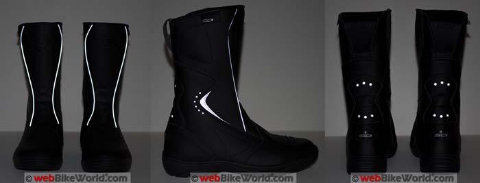 Sidi Livia Rain Boots Reflectivity