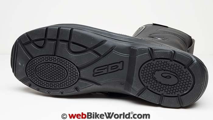 Sidi Livia Rain Boots Sole