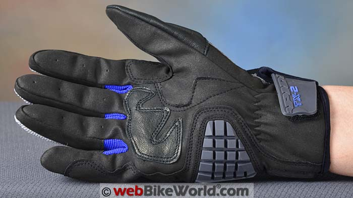 Spidi TX-2 Gloves Palm