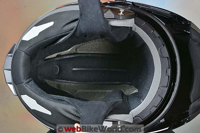 Touratech Aventuro Mod Helmet Liner