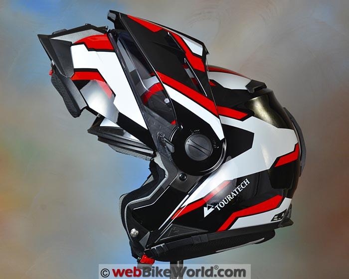 Touratech Aventuro Mod Helmet