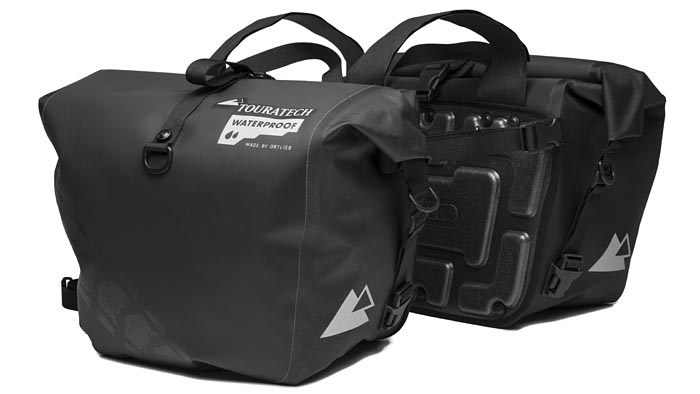 Touratech Moto Saddlebags