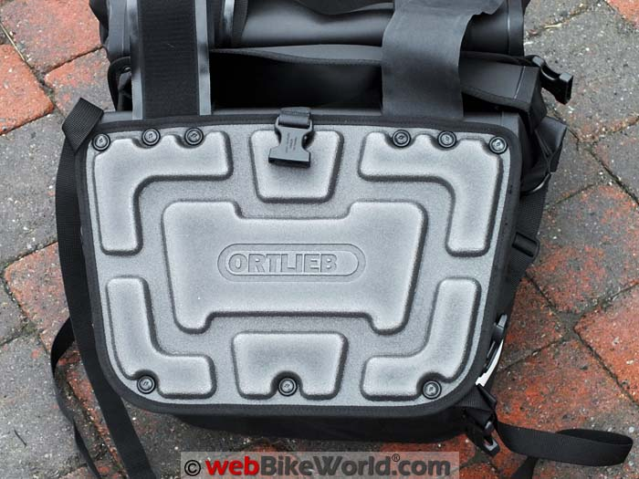 Touratech Moto Saddle Bags Inside Backing