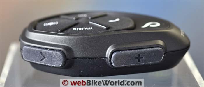 Interphone Tour Intercom Buttons