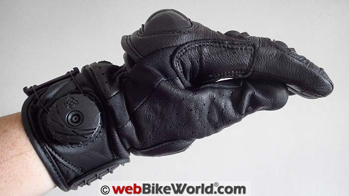 Knox Orsa Gloves Side View