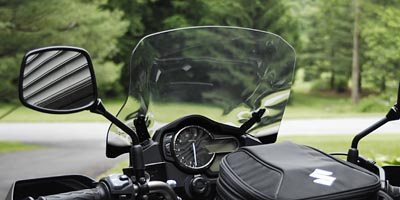 2014 Suzuki V-Strom 1000 ABS Windscreen