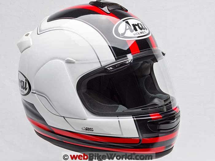Arai Vector 2 Helmet Front Quarter View