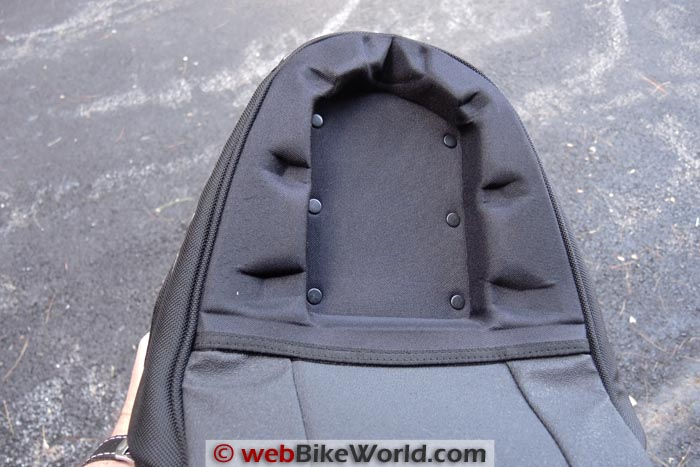 Bottom of Tank Bag