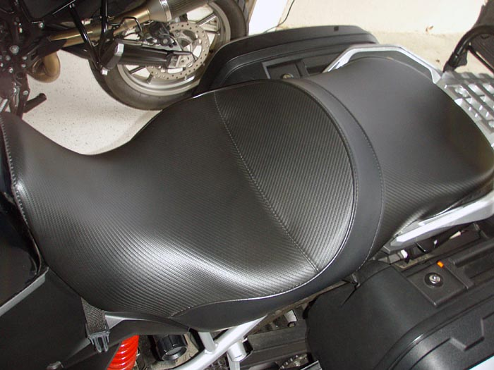 Sargent Saddle for Suzuki V-Strom 1000