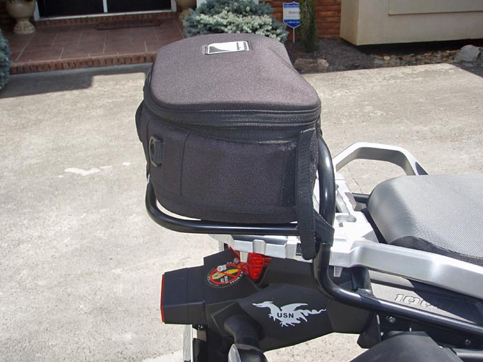Suzuki DL1000 Rear Ventura Top Bag